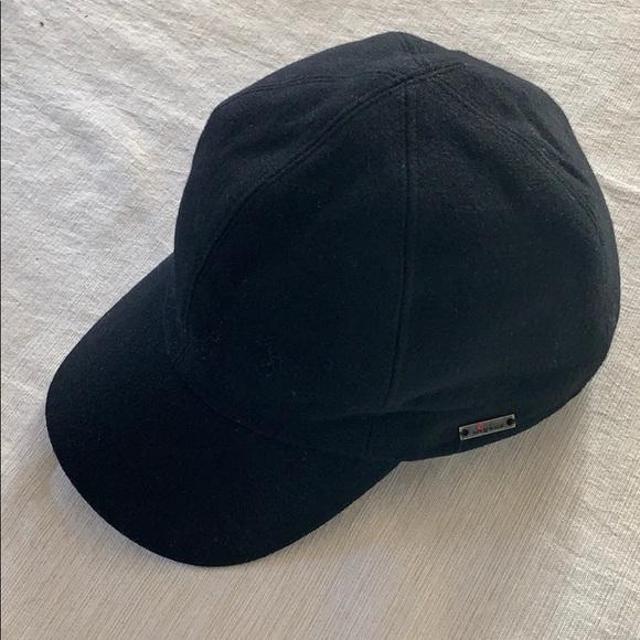 Nwt Johnston Murphywigens Wool Hat